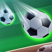 100 Soccer Balls Play