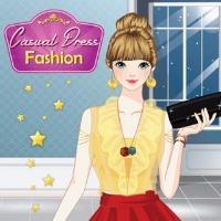 Casual Dress Fashion Play