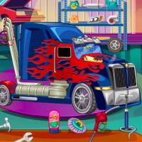 Repair Your Transformers Play